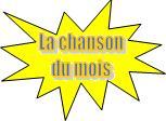 LaChansonDuMois